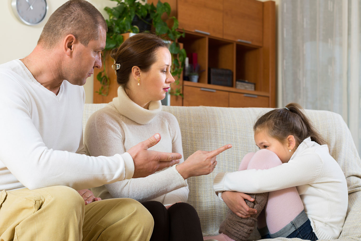 When Is Disciplining Your Children Abuse Vs. Permissible Corporal Punishment?