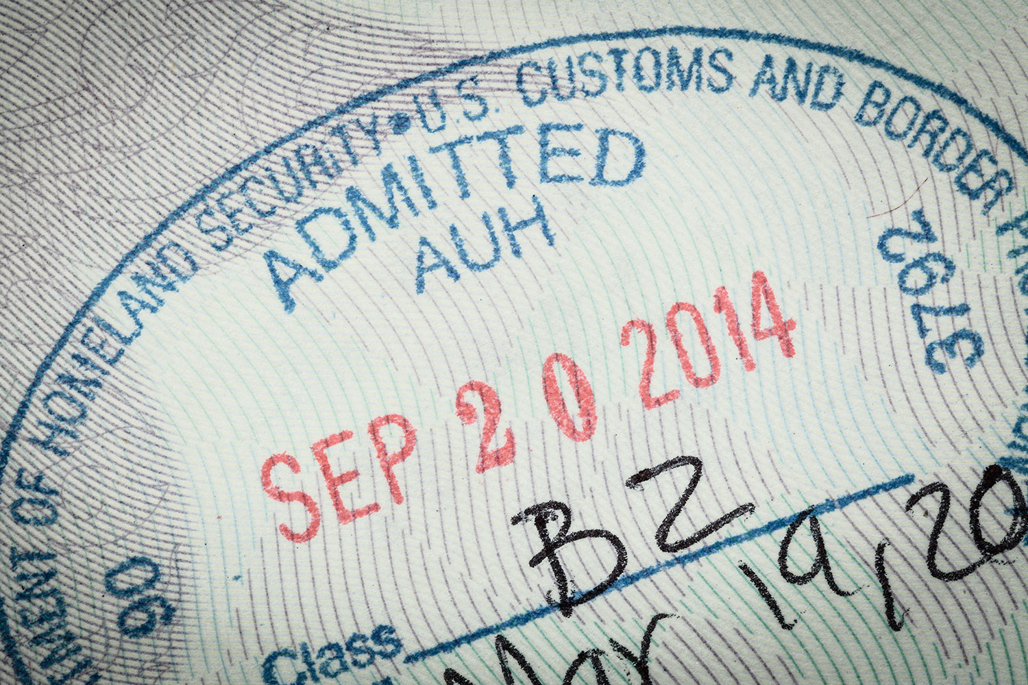 Extend Visitor Visa Admitted Stamp B2 1500×1000
