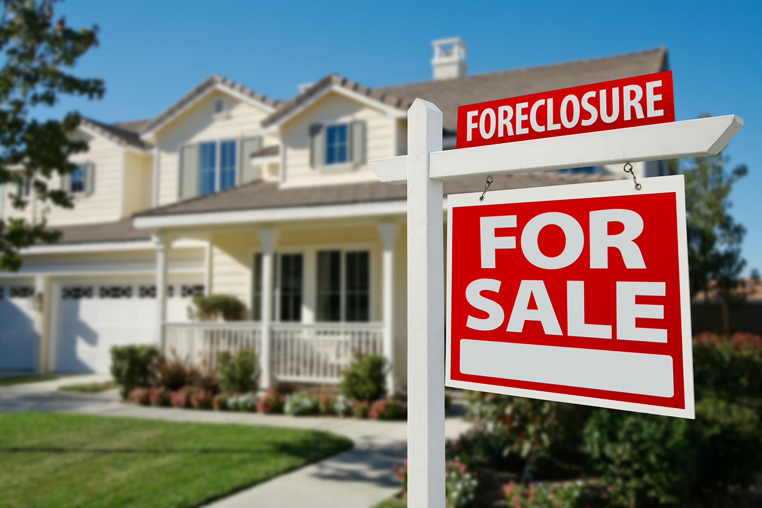 Buying A Home Through A Foreclosure Or Short Sale
