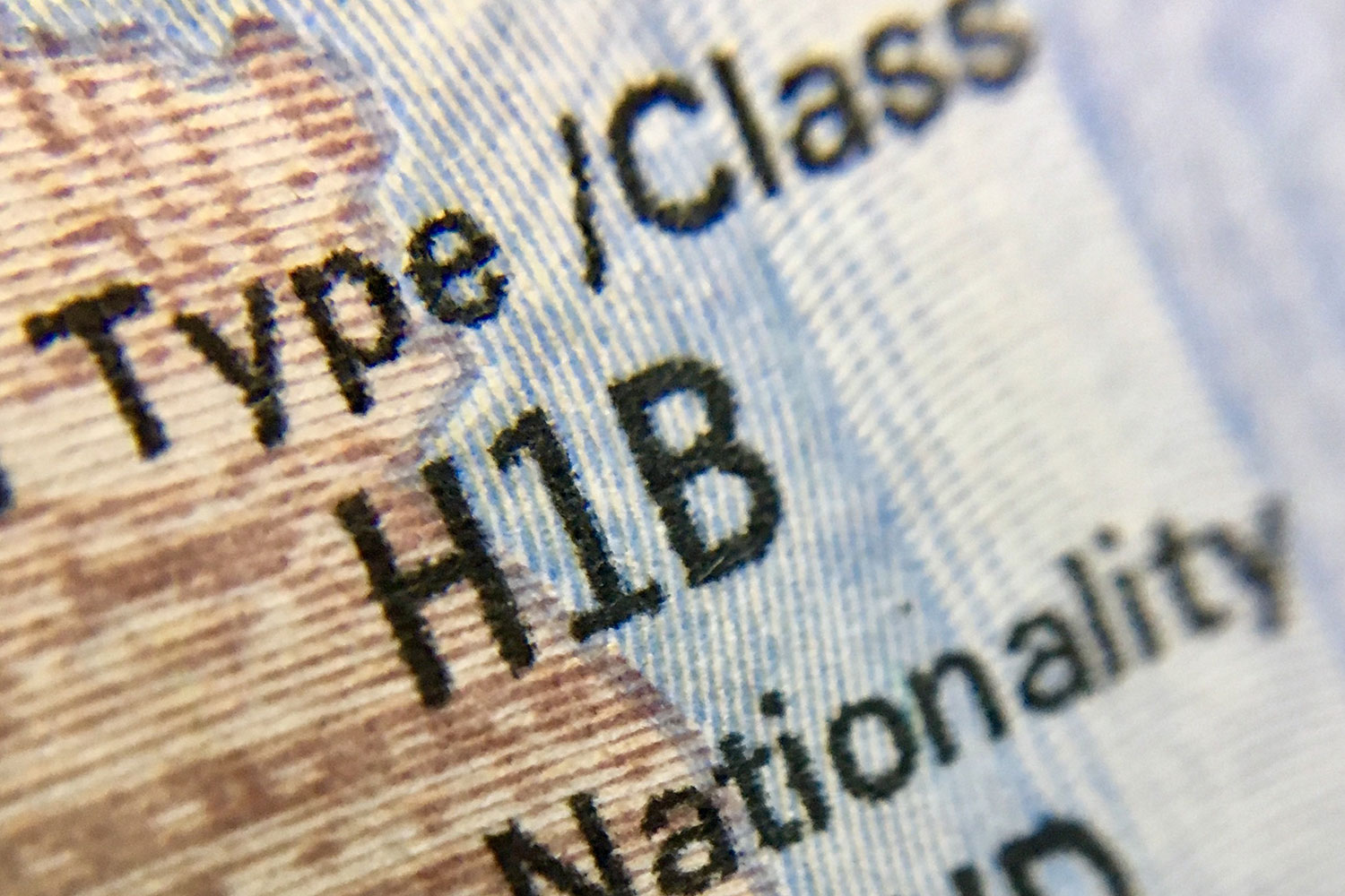 H-1B Visa – An Overview