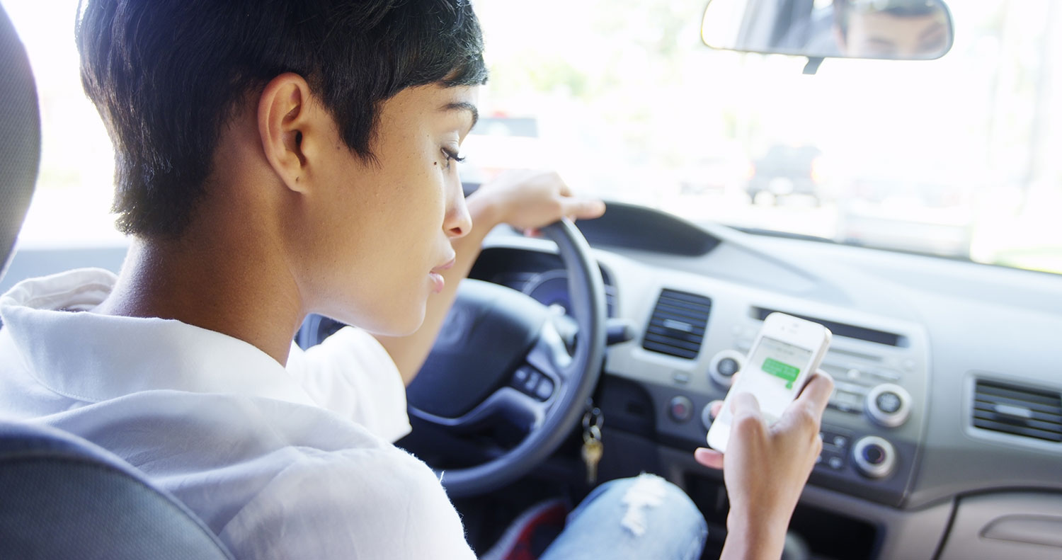 Illinois Texting Driving Laws 1500