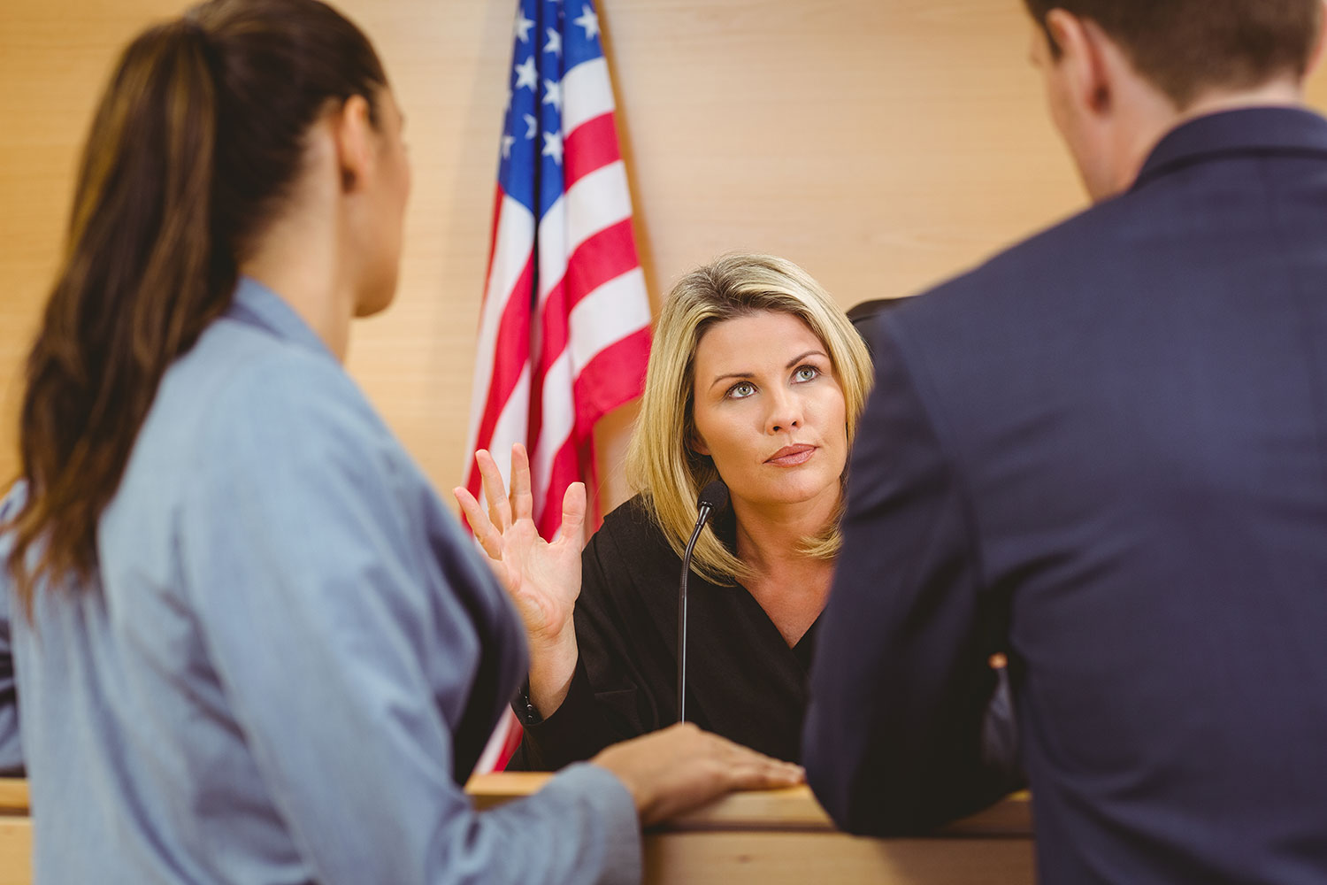Will A Lawyer Be Provided To Me For My Removal (Deportation) Hearing In Immigration Court?