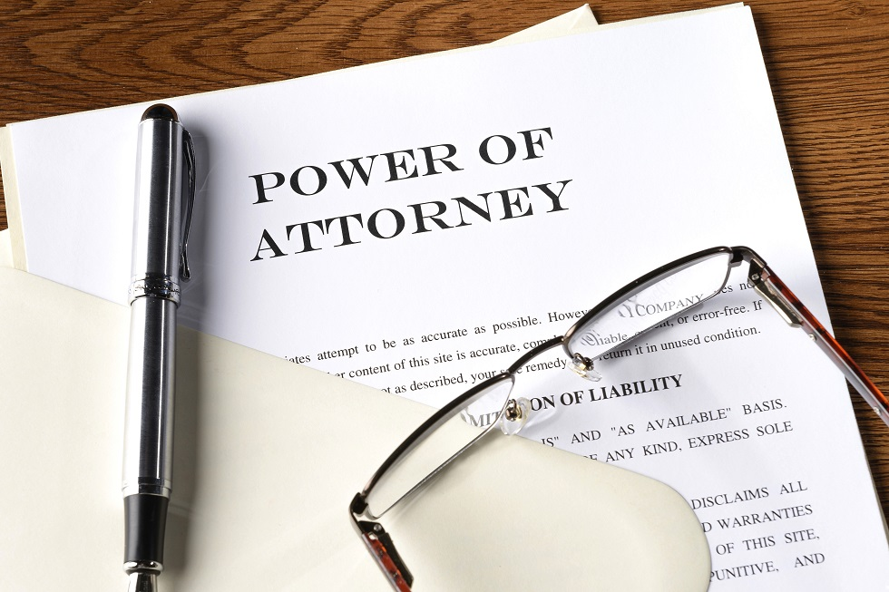 Can My Power Of Attorney Be Used If My Property Is In A Land Trust?