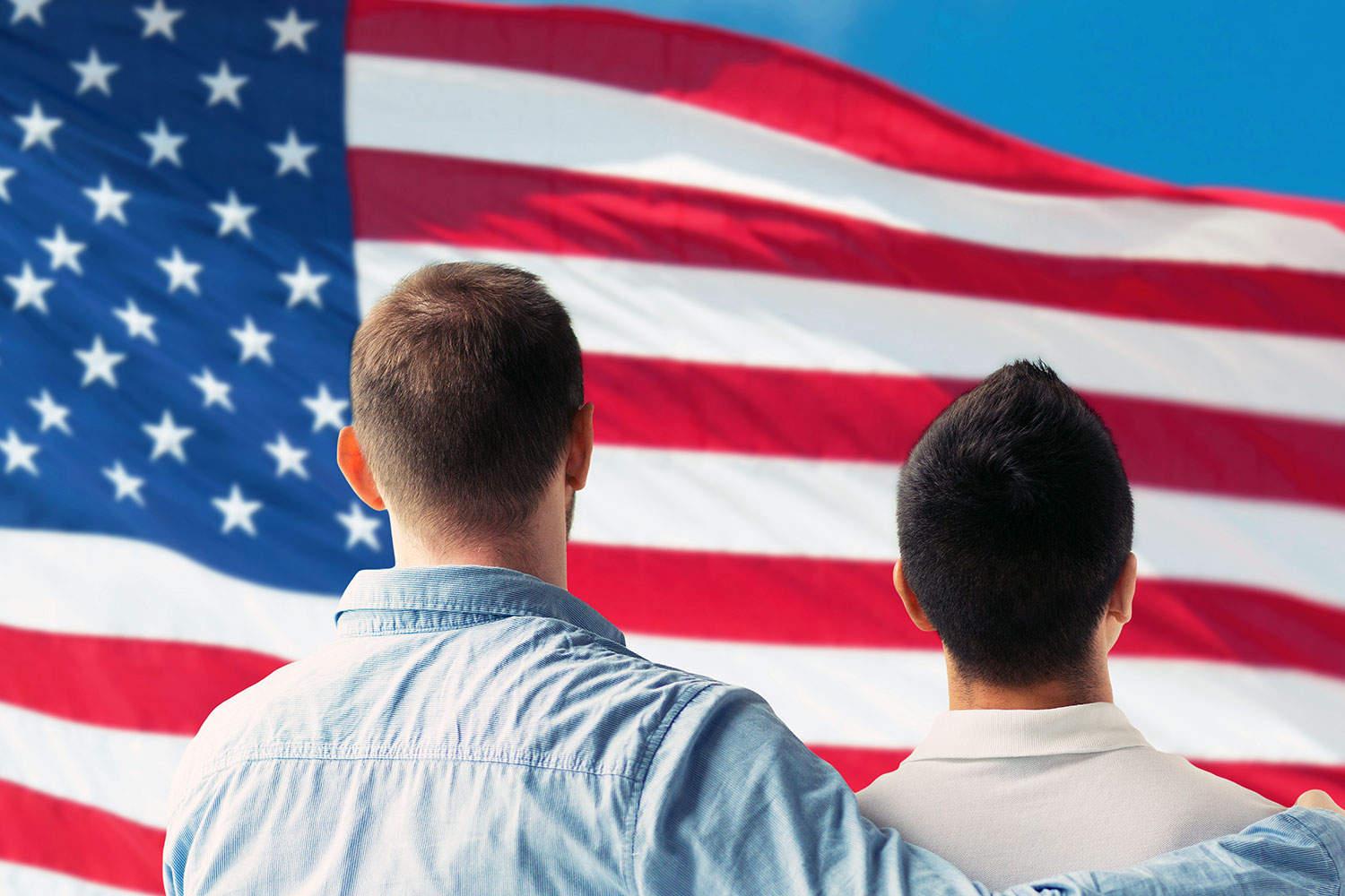 U.S. Immigration Changes Its Policy On Same-Sex Couples